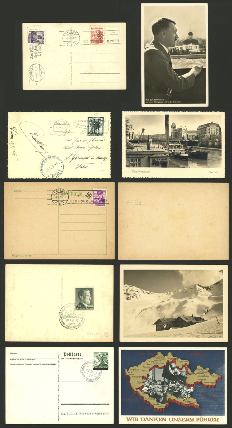 Lot 77 - germany postal history -  Guillermo Jalil - Philatino Auction # 2110 WORLDWIDE + ARGENTINA: End of Summer auction