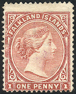 Lot 1080 - falkland islands/malvinas general issues -  Guillermo Jalil - Philatino Auction # 2110 WORLDWIDE + ARGENTINA: End of Summer auction