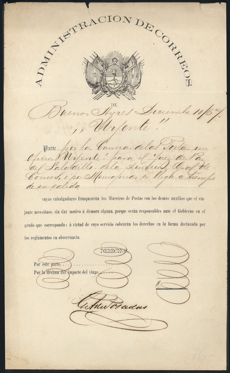 Lot 487 - Argentina other items -  Guillermo Jalil - Philatino Auction # 2110 WORLDWIDE + ARGENTINA: End of Summer auction