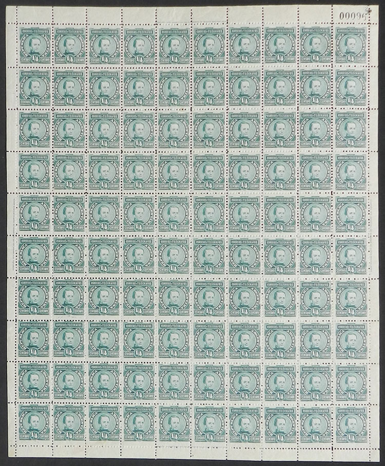 Lot 194 - Argentina general issues -  Guillermo Jalil - Philatino Auction # 2110 WORLDWIDE + ARGENTINA: End of Summer auction