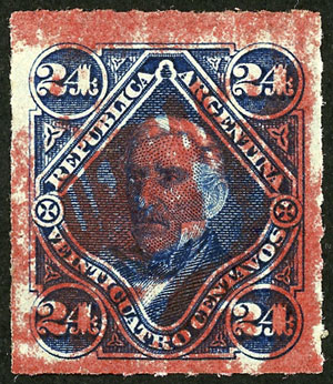 Lot 182 - Argentina official stamps -  Guillermo Jalil - Philatino Auction # 2111 ARGENTINA: Special April auction