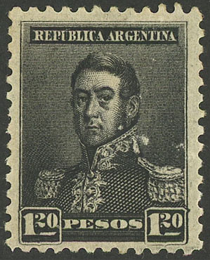 Lot 234 - Argentina general issues -  Guillermo Jalil - Philatino Auction # 2112 ARGENTINA: Auction with interesting lots at budget prices!