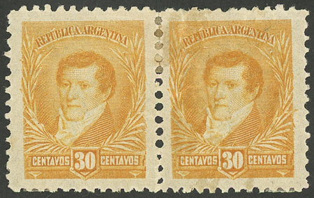 Lot 228 - Argentina general issues -  Guillermo Jalil - Philatino Auction # 2112 ARGENTINA: Auction with interesting lots at budget prices!