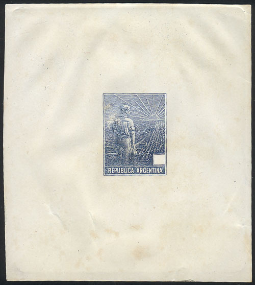Lot 314 - Argentina general issues -  Guillermo Jalil - Philatino Auction # 2112 ARGENTINA: Auction with interesting lots at budget prices!