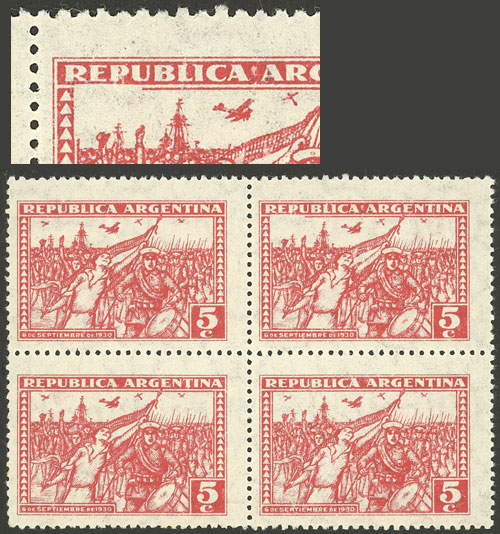 Lot 446 - Argentina general issues -  Guillermo Jalil - Philatino Auction # 2112 ARGENTINA: Auction with interesting lots at budget prices!