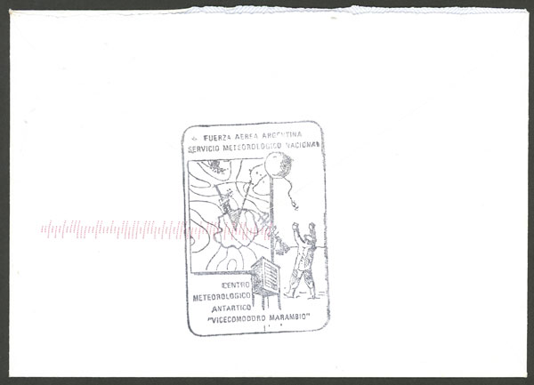 Lot 15 - argentine antarctica postal history -  Guillermo Jalil - Philatino Auction # 2112 ARGENTINA: Auction with interesting lots at budget prices!