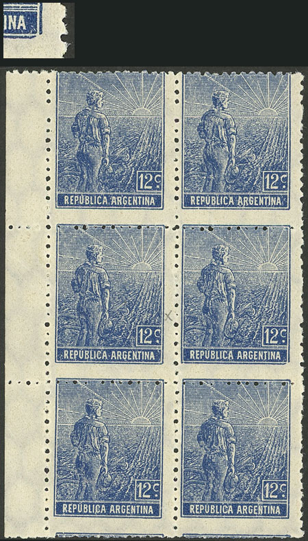 Lot 331 - Argentina general issues -  Guillermo Jalil - Philatino Auction # 2112 ARGENTINA: Auction with interesting lots at budget prices!