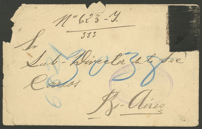 Lot 1426 - Argentina Postal stationery -  Guillermo Jalil - Philatino Auction # 2112 ARGENTINA: Auction with interesting lots at budget prices!