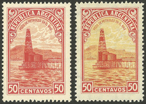 Lot 479 - Argentina general issues -  Guillermo Jalil - Philatino Auction # 2112 ARGENTINA: Auction with interesting lots at budget prices!