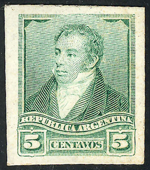 Lot 198 - Argentina general issues -  Guillermo Jalil - Philatino Auction # 2112 ARGENTINA: Auction with interesting lots at budget prices!