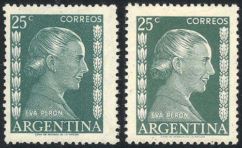 Lot 684 - Argentina general issues -  Guillermo Jalil - Philatino Auction # 2112 ARGENTINA: Auction with interesting lots at budget prices!