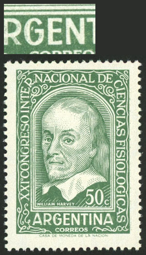 Lot 439 - Argentina general issues -  Guillermo Jalil - Philatino Auction # 2113 ARGENTINA: