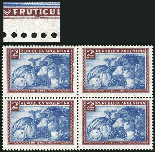 Lot 319 - Argentina general issues -  Guillermo Jalil - Philatino Auction # 2113 ARGENTINA: