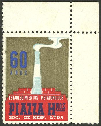 Lot 1000 - Argentina cinderellas -  Guillermo Jalil - Philatino Auction # 2113 ARGENTINA:
