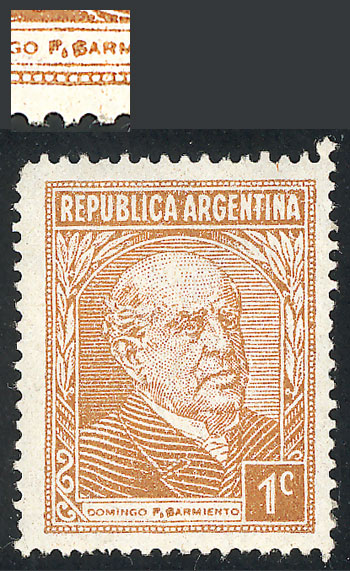 Lot 685 - Argentina general issues -  Guillermo Jalil - Philatino Auction # 2116 ARGENTINA: