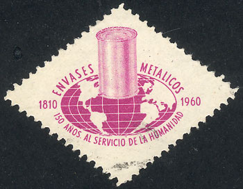 Lot 2039 - Argentina cinderellas -  Guillermo Jalil - Philatino Auction # 2116 ARGENTINA: