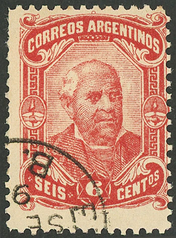 Lot 85 - Argentina general issues -  Guillermo Jalil - Philatino Auction # 2117 ARGENTINA: small but very attractive auction