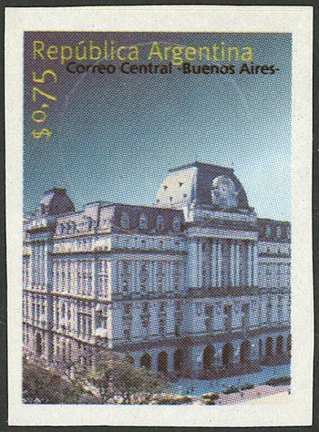 Lot 1195 - Argentina general issues -  Guillermo Jalil - Philatino Auction # 2117 ARGENTINA: small but very attractive auction