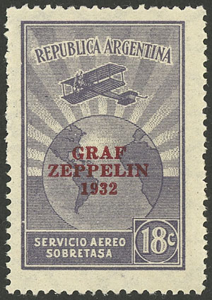 Lot 430 - Argentina general issues -  Guillermo Jalil - Philatino Auction # 2117 ARGENTINA: small but very attractive auction