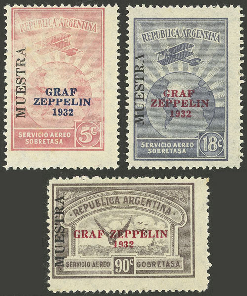 Lot 429 - Argentina general issues -  Guillermo Jalil - Philatino Auction # 2117 ARGENTINA: small but very attractive auction