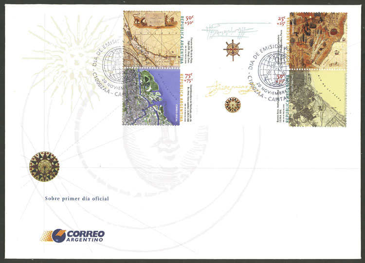 Lot 1232 - Argentina general issues -  Guillermo Jalil - Philatino Auction # 2117 ARGENTINA: small but very attractive auction