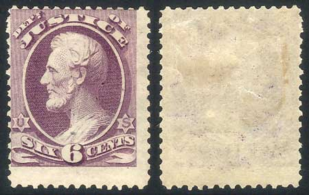 Lot 1903 - united states official stamps -  Guillermo Jalil - Philatino Auction # 2120 WORLDWIDE + ARGENTINA: General June auction