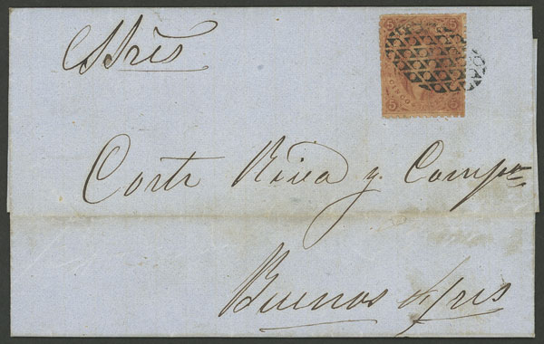 Lot 294 - Argentina rivadavias -  Guillermo Jalil - Philatino Auction # 2120 WORLDWIDE + ARGENTINA: General June auction