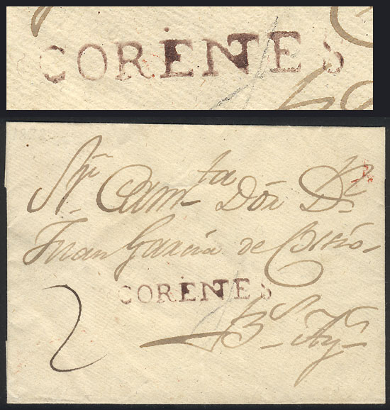 Lot 823 - Argentina prephilately -  Guillermo Jalil - Philatino Auction # 2120 WORLDWIDE + ARGENTINA: General June auction