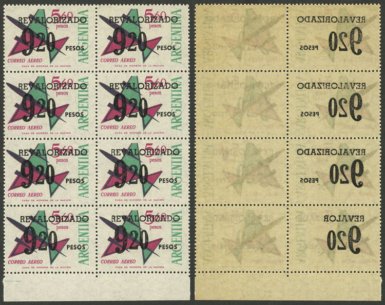 Lot 111 - Argentina airmail -  Guillermo Jalil - Philatino Auction # 2121 ARGENTINA: Special auction,118 lots with VERY LOW STARTS!!