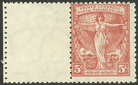 Lot 20 - Argentina general issues -  Guillermo Jalil - Philatino Auction # 2121 ARGENTINA: Special auction,118 lots with VERY LOW STARTS!!