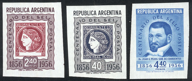 Lot 962 - Argentina general issues -  Guillermo Jalil - Philatino Auction # 2122 ARGENTINA: