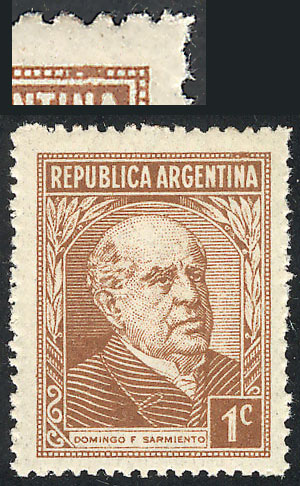 Lot 634 - Argentina general issues -  Guillermo Jalil - Philatino Auction # 2122 ARGENTINA: