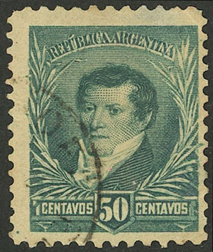 Lot 223 - Argentina general issues -  Guillermo Jalil - Philatino Auction # 2122 ARGENTINA: