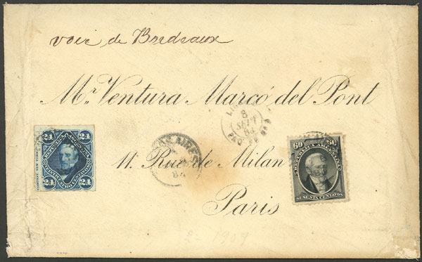 Lot 49 - Argentina general issues -  Guillermo Jalil - Philatino Auction # 2123 ARGENTINA: Special July auction!