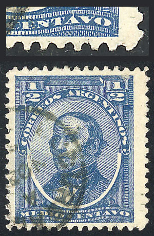 Lot 298 - Argentina general issues -  Guillermo Jalil - Philatino Auction # 2128 ARGENTINA: 'Clearance' auction with very low starts and many interesting lots!