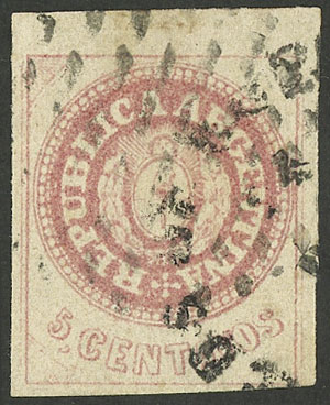 Lot 129 - Argentina escuditos -  Guillermo Jalil - Philatino Auction # 2128 ARGENTINA: 'Clearance' auction with very low starts and many interesting lots!