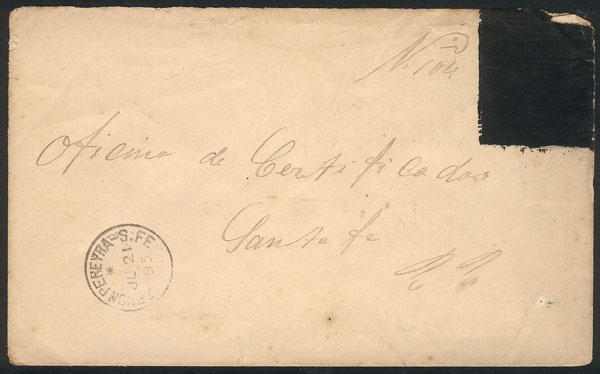 Lot 2007 - Argentina Postal stationery -  Guillermo Jalil - Philatino Auction # 2128 ARGENTINA: 'Clearance' auction with very low starts and many interesting lots!