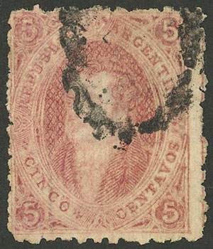 Lot 146 - Argentina rivadavias -  Guillermo Jalil - Philatino Auction # 2128 ARGENTINA: 'Clearance' auction with very low starts and many interesting lots!