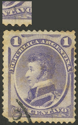 Lot 228 - Argentina general issues -  Guillermo Jalil - Philatino Auction # 2128 ARGENTINA: 'Clearance' auction with very low starts and many interesting lots!