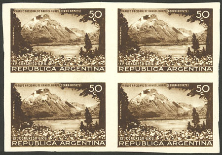 Lot 785 - Argentina general issues -  Guillermo Jalil - Philatino Auction # 2128 ARGENTINA: 'Clearance' auction with very low starts and many interesting lots!