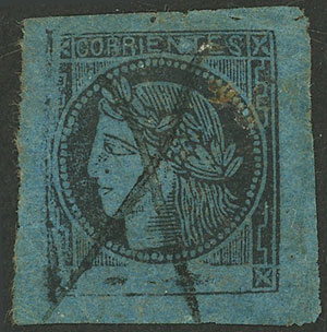 Lot 71 - Argentina corrientes -  Guillermo Jalil - Philatino Auction # 2128 ARGENTINA: 'Clearance' auction with very low starts and many interesting lots!