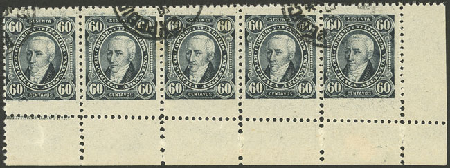 Lot 326 - Argentina general issues -  Guillermo Jalil - Philatino Auction # 2128 ARGENTINA: 'Clearance' auction with very low starts and many interesting lots!