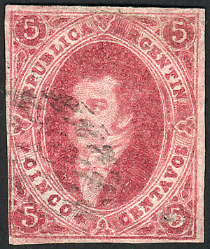 Lot 207 - Argentina rivadavias -  Guillermo Jalil - Philatino Auction # 2128 ARGENTINA: 'Clearance' auction with very low starts and many interesting lots!