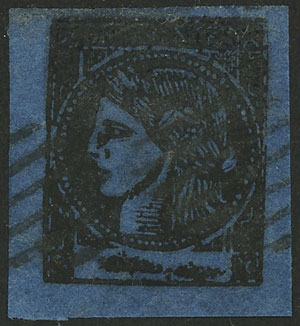 Lot 28 - Argentina corrientes -  Guillermo Jalil - Philatino Auction # 2129 ARGENTINA: August special auction