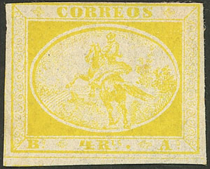 Lot 12 - Argentina gauchitos -  Guillermo Jalil - Philatino Auction # 2134 ARGENTINA: Fun auction including rarities of all periods