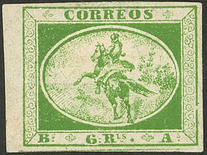 Lot 13 - Argentina gauchitos -  Guillermo Jalil - Philatino Auction # 2134 ARGENTINA: Fun auction including rarities of all periods