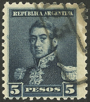 Lot 404 - Argentina general issues -  Guillermo Jalil - Philatino Auction # 2134 ARGENTINA: Fun auction including rarities of all periods
