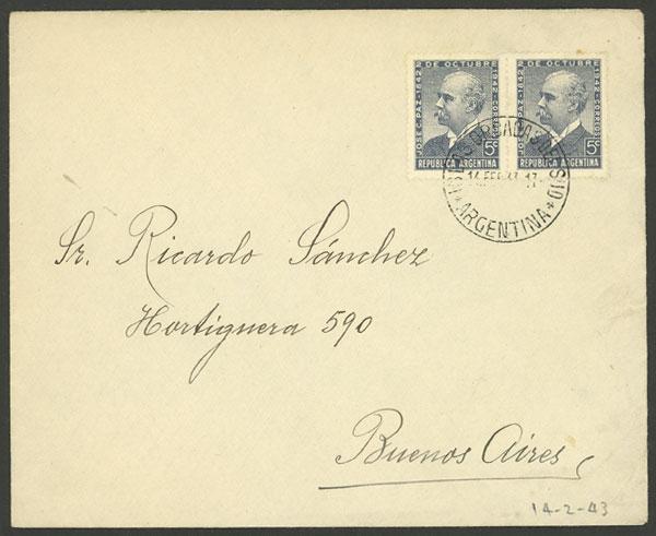Lot 9 - ARGENTINE ANTARCTICA - ORCADAS postal history -  Guillermo Jalil - Philatino Auction # 2138 ARGENTINA: