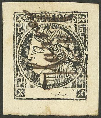 Lot 15 - Argentina corrientes -  Guillermo Jalil - Philatino Auction # 2139 ARGENTINA: Mini October sale