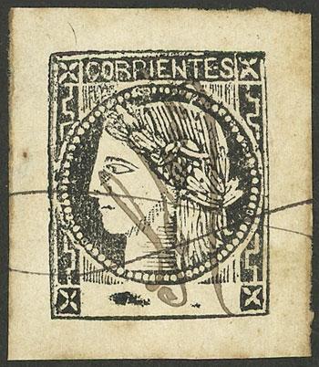 Lot 13 - Argentina corrientes -  Guillermo Jalil - Philatino Auction # 2139 ARGENTINA: Mini October sale